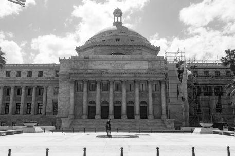 Capitol Building in San Juan